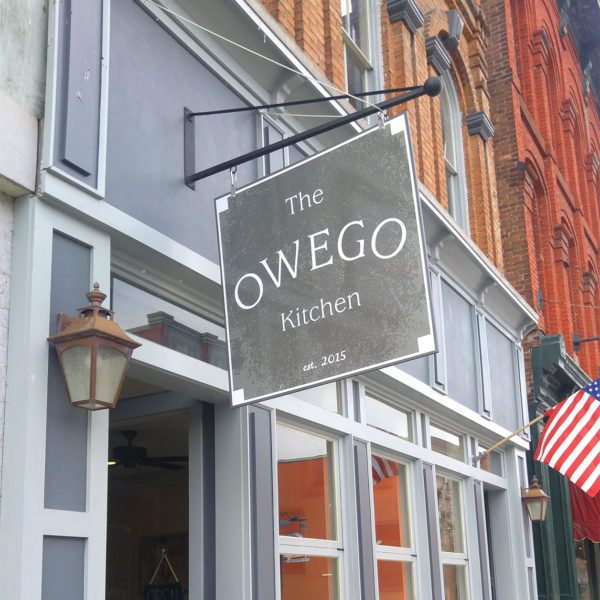 The Owego Kitchen Logo